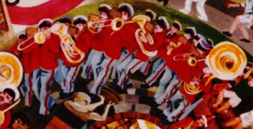 The 2004 Maple Leaf Band.