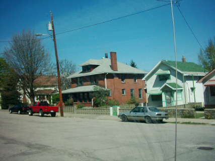 The Lerose Family Home on Nelson Avenue.