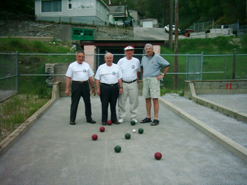 bocce champs